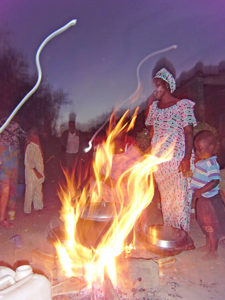 Casamance-Soir-Feu-Voyage-Solidaire-Africavelo